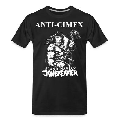 T-shirt organique Anti-cimex - Scandinavian jawbreaker