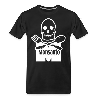 T-shirt organique Anti-Monsanto