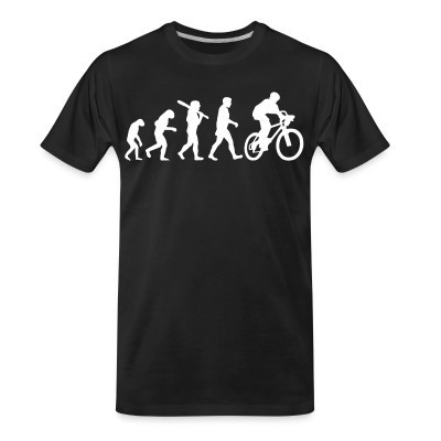 T-shirt organique Bike Evolution