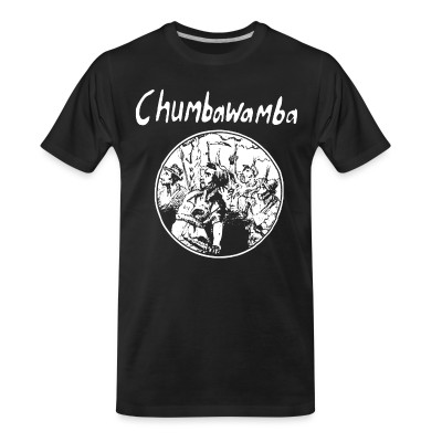 T-shirt organique Chumbawamba