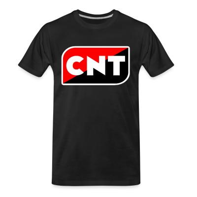 T-shirt organique CNT