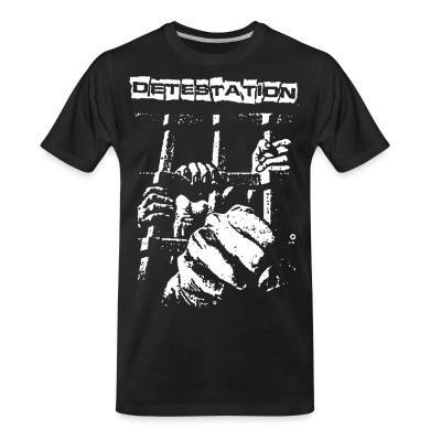 T-shirt organique Detestation
