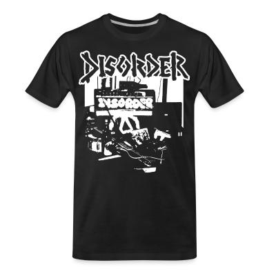 T-shirt organique Disorder