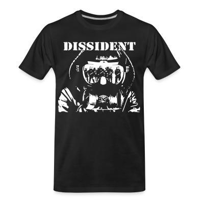 T-shirt organique Dissident
