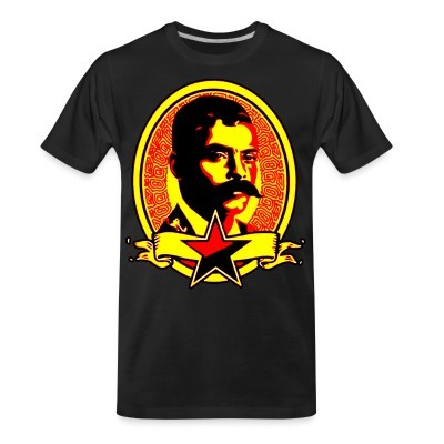 T-shirt organique Emiliano Zapata