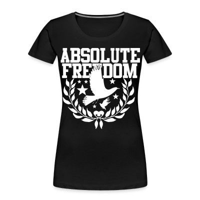 Organique Femmes Absolute freedom