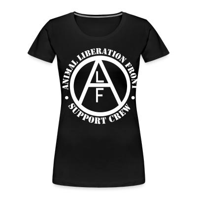 Organique Femmes ALF Animal Liberation Front support crew