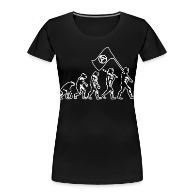 Organique Femmes Anarchist evolution