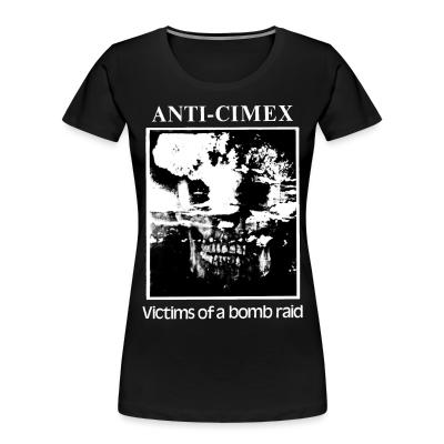 Anti-Cimex - Victims of a bomb raid