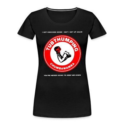 Organique Femmes Chumbawamba - tubthumping
