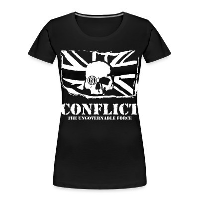 Organique Femmes Conflict - The ungovernable force