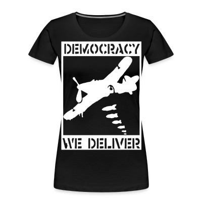Organique Femmes Democracy we deliver