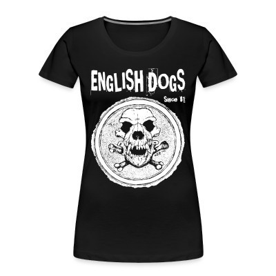 Organique Femmes English Dogs - Since 81