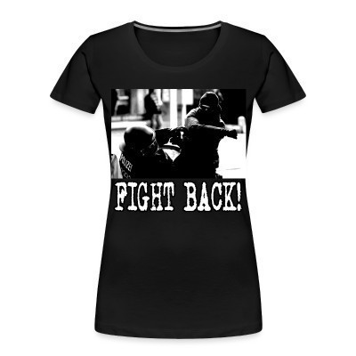 Organique Femmes Fight back!