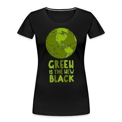 Organique Femmes Green is the new black