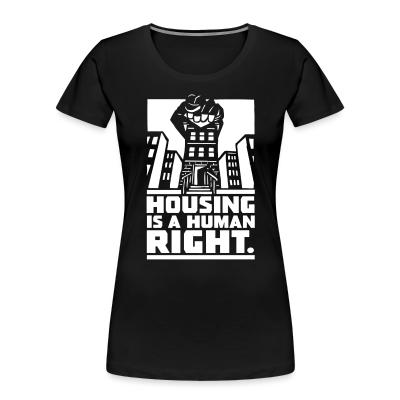 Organique Femmes Housing is a human right