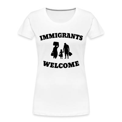 Organique Femmes Immigrants welcome
