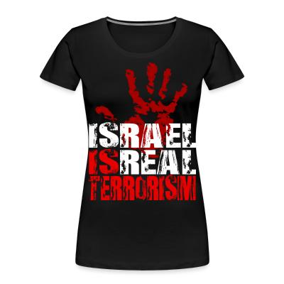 Organique Femmes Israel is real terrorism