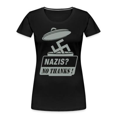 Organique Femmes Nazis? no thanks!
