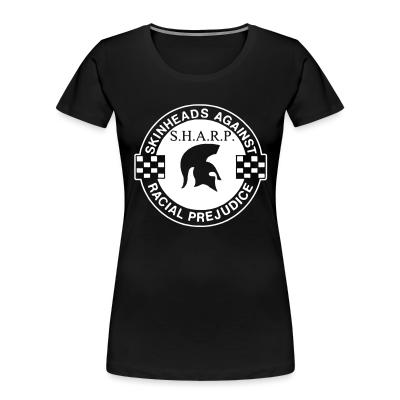 Organique Femmes S.H.A.R.P. Skinheads Against Racial Prejudice