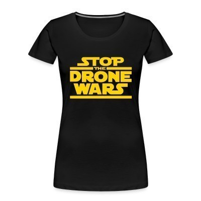 Organique Femmes Stop the drone wars