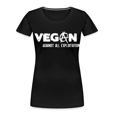 Organique Femmes Vegan against all exploitation