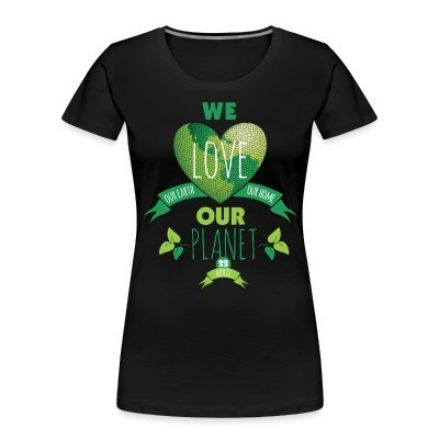 Organique Femmes We love our earth our home our planet