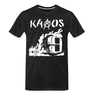 T-shirt organique Kaaos