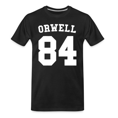 T-shirt organique Orwell 84