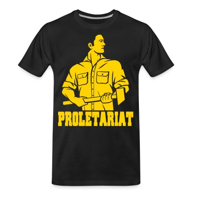 T-shirt organique Proletariat