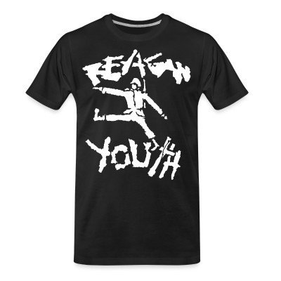 T-shirt organique Reagan Youth
