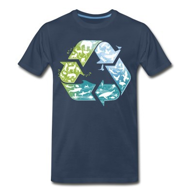 T-shirt organique Recycle