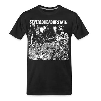 T-shirt organique Severed Head Of State