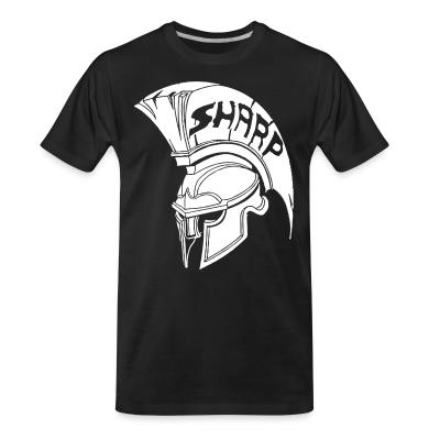 T-shirt organique SHARP