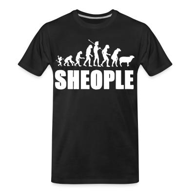 T-shirt organique Sheople
