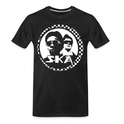 T-shirt organique SKA