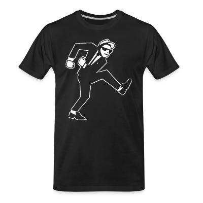 T-shirt organique Skanking