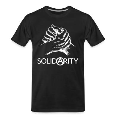 T-shirt organique Solidarity