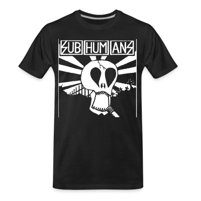 T-shirt organique Subhumans