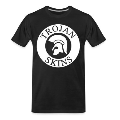 T-shirt organique Trojan Skins