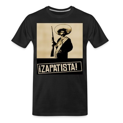 T-shirt organique Zapatista!