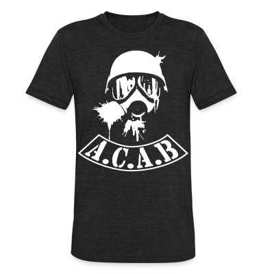 Produit local A.C.A.B. All Cops Are Bastards