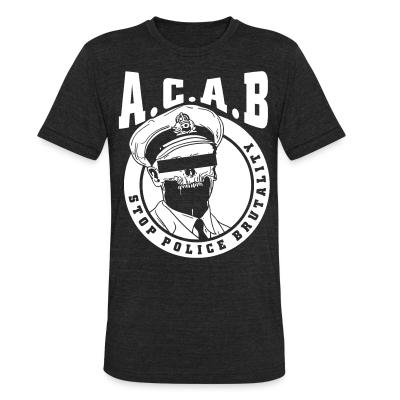 Produit local Acab / Stop police brutality