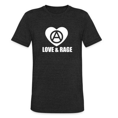 Produit local Anarchy - Love & Rage