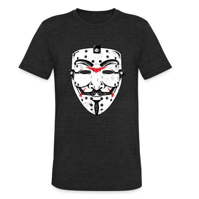 Produit local Anonymous mask Friday 13th