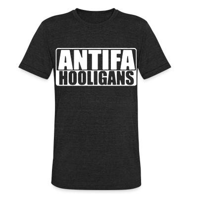 Produit local Antifa hooligans