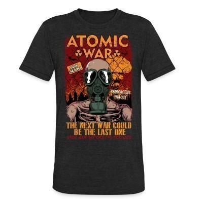 Produit local Atomatic war - the next war could be the last one. Stop war before it's too late