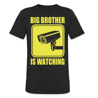 Produit local Big brother is watching