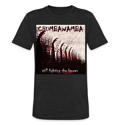 Produit local Chumbawamba - Still fighting the fences