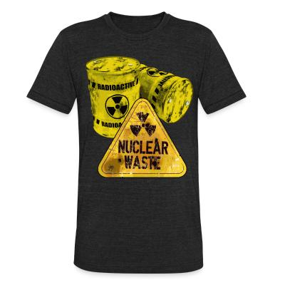 Produit local Danger nuclear waste radioactive